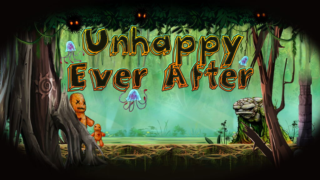 'Unhappy Ever After' - A dark-fantasy RPG project video thumbnail