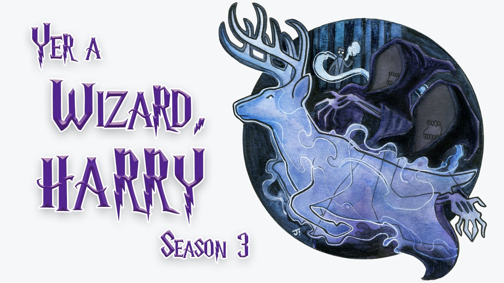 Yer a Wizard Harry Podcast, Season 3 project video thumbnail