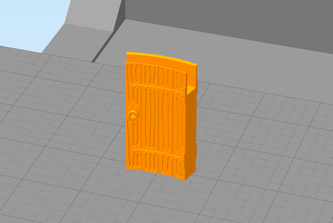 Bonus - Curved Doors