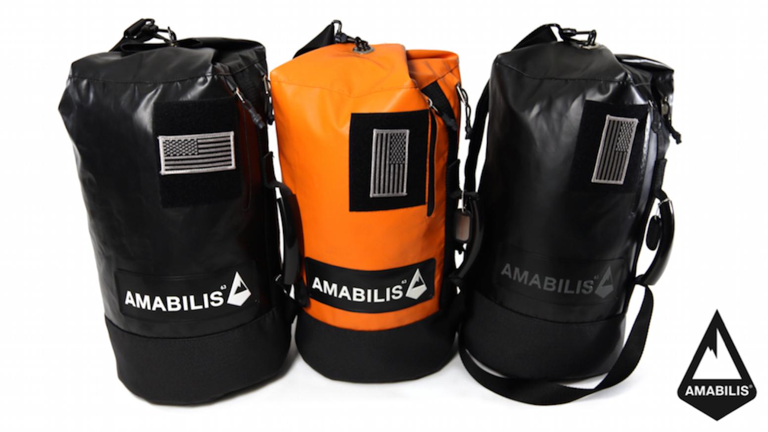 d183e5d09bf07b World s Toughest EDC Duffel Bag  Lifetime Warranty by AMABILIS ...