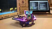 Spirit Rover - Learn Raspberry Pi and Arduino the fun way!