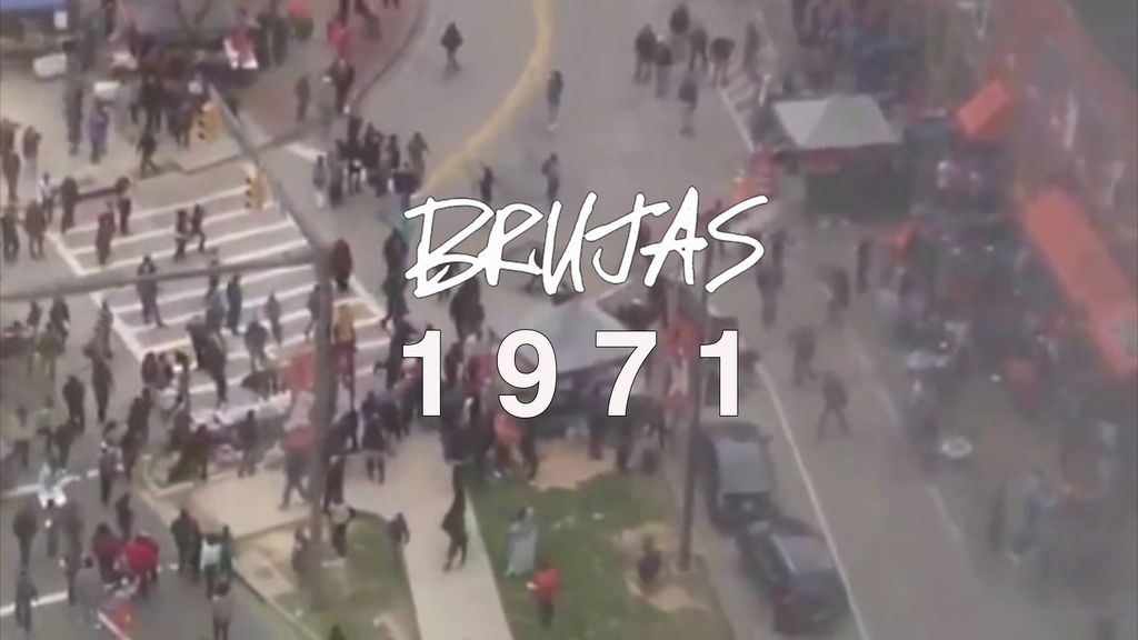 Launch BRUJAS x 1971 P.E. Streetwear! project video thumbnail