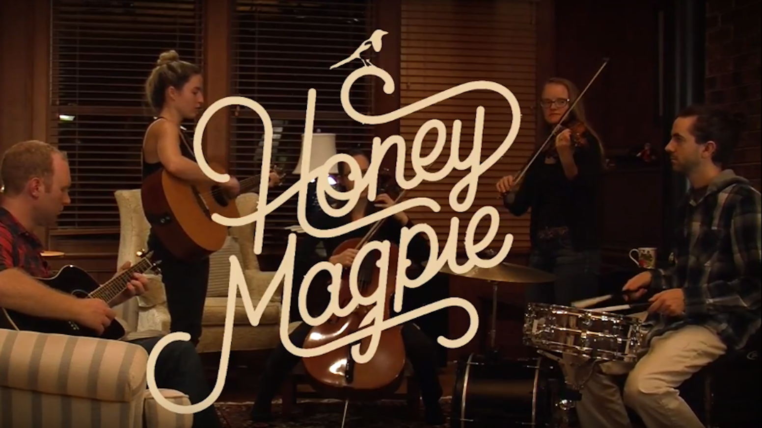 Honey Magpie, a five-piece indie-folk band from Chapel Hill, NC, will record their debut album this November and needs your help!