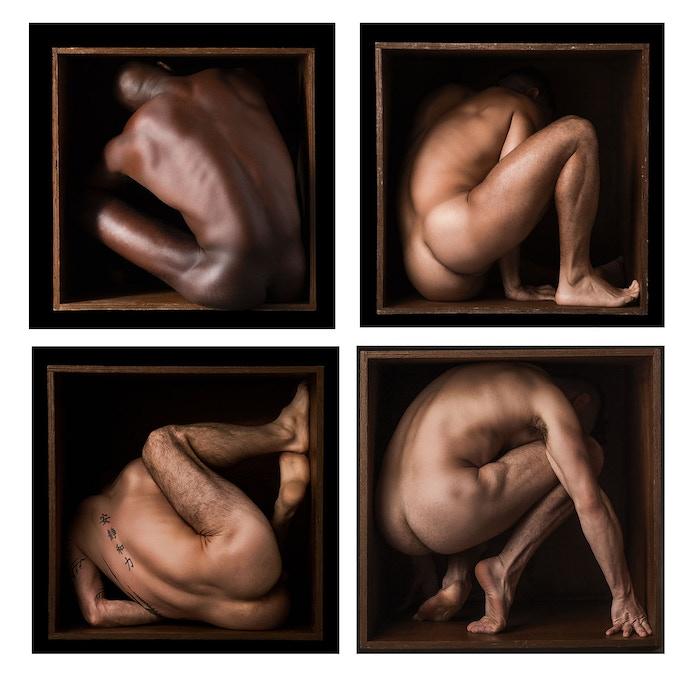 """Isolation Bundle - 4 8""""x8"""" prints"""
