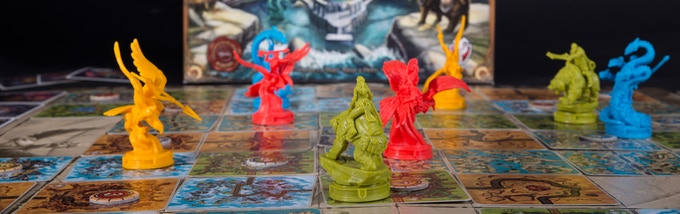 REAL SHOT 3 - LARGE MINIATURES FROM THE BASIC SET