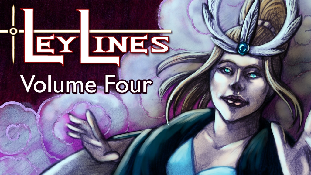 LeyLines Volume Four project video thumbnail