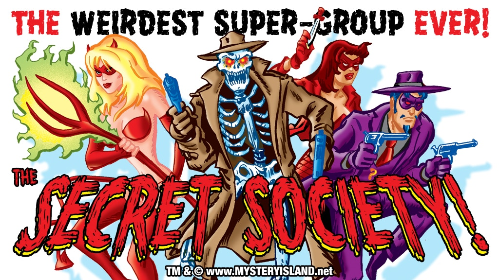 8 VARIANT SECRET SOCIETY COMICS & Posters, Cards and Art! project video thumbnail