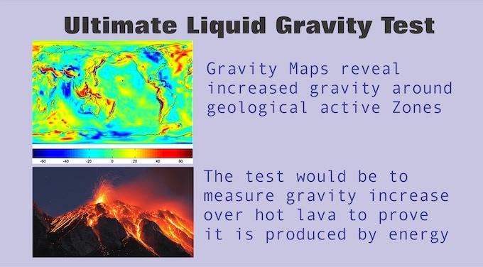 Liquid Gravity Test