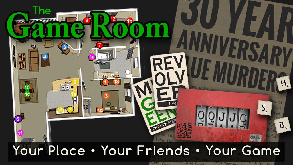 home game room the game room a puzzle adventure you host at home by black toad