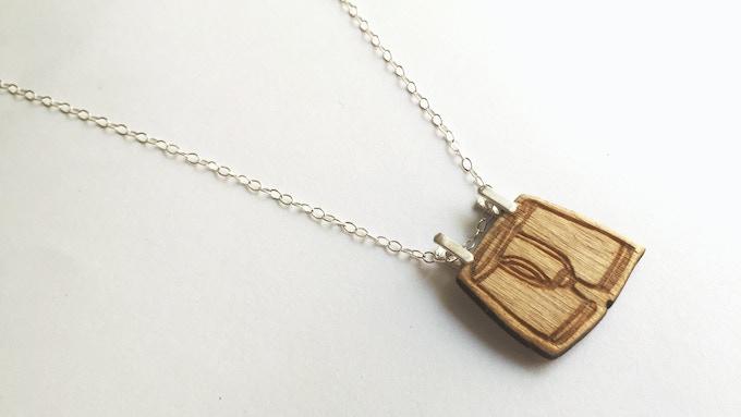Reward#4-Male underpants necklace is shown