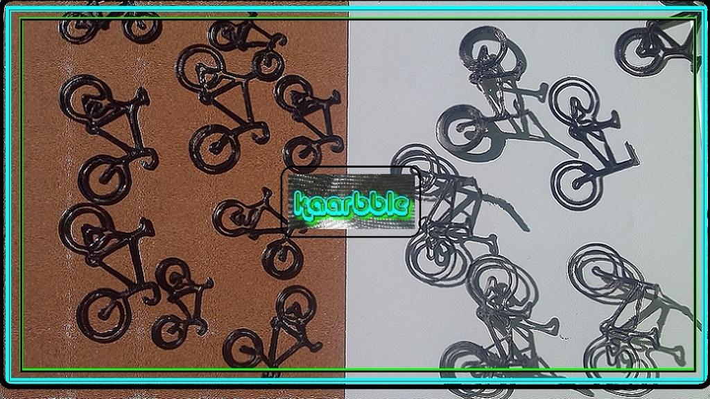 Carbon mini bikes / race / MTB / FAT ~ Carbon tow placement project video thumbnail
