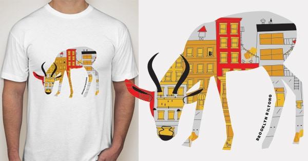 Limited Edition Kickstarter Shirt