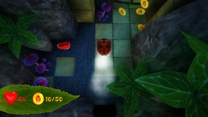 Level 1 Secret Cave