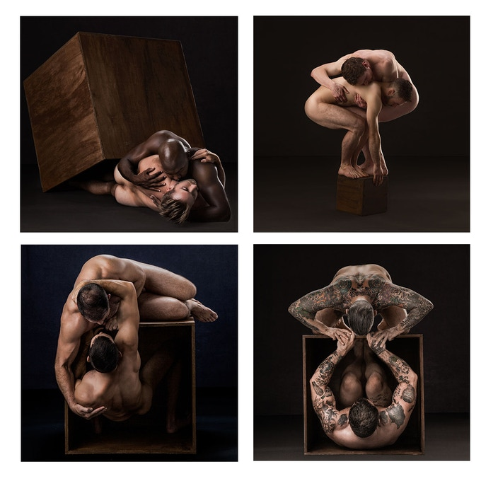 Selection of Images from The Box Shoots