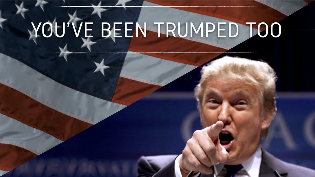 YOU'VE BEEN TRUMPED TOO project video thumbnail