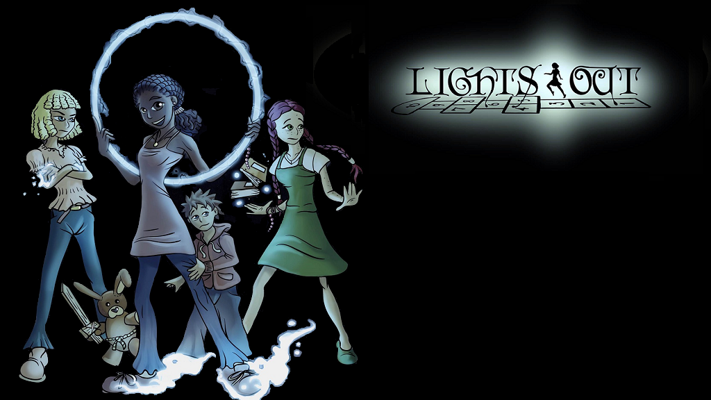 Lights Out - Tabletop RPG and Children's Chapter Book Series project video thumbnail