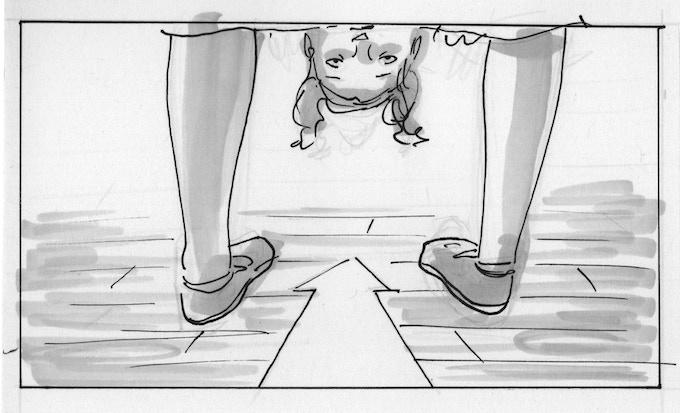 Storyboards: Wes Simpkins