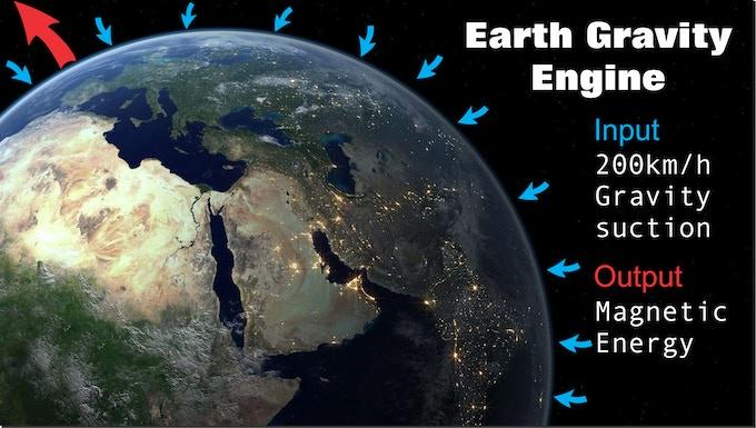 Earth Gravity Engine