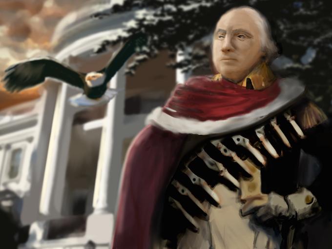 George Washington, American Legend