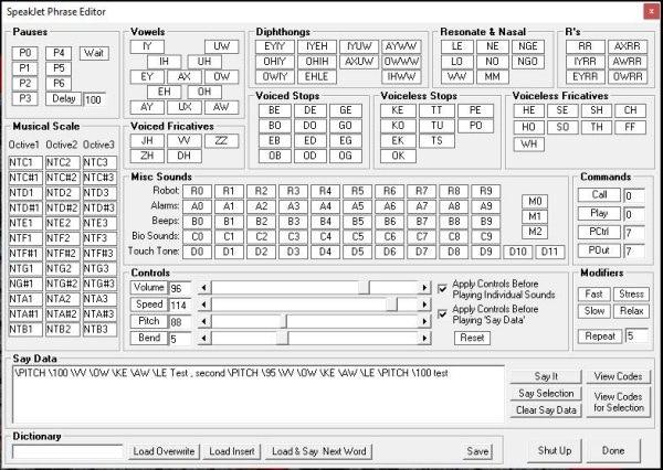 Phrase-A-Lator Development App (FREE)