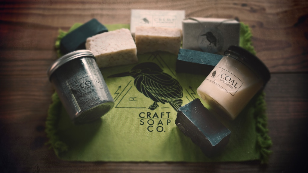 Craft Soap Co. project video thumbnail