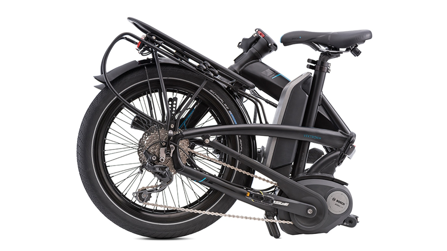 Reboot Your Commute: Vektron Electric Folding Bike by Tern