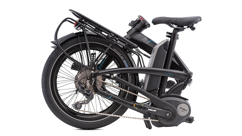 Reboot Your Commute: Vektron Electric Folding Bike project video thumbnail