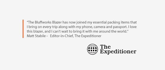The Blazer by Bluffworks by Stefan Loble — Kickstarter