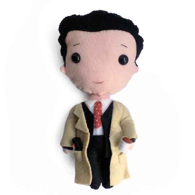 Dale Cooper doll