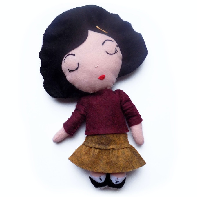 Audrey Horne doll