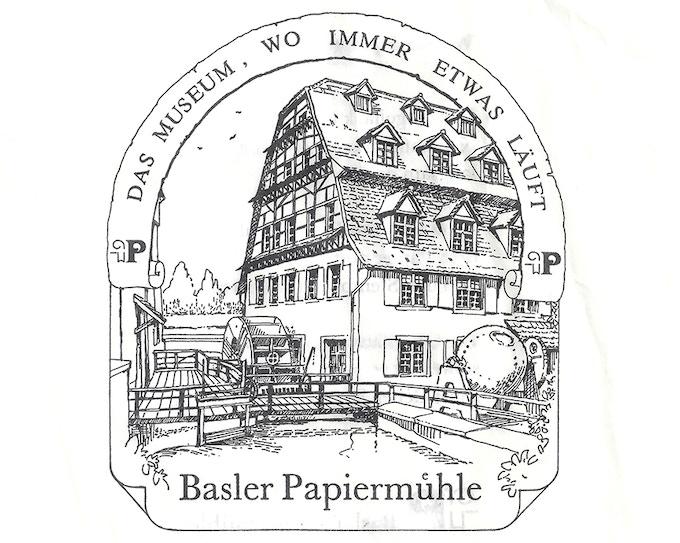 "Lets visit the ( Allons visiter le) ""Papiermuseum"" in Basel, Switzerland"