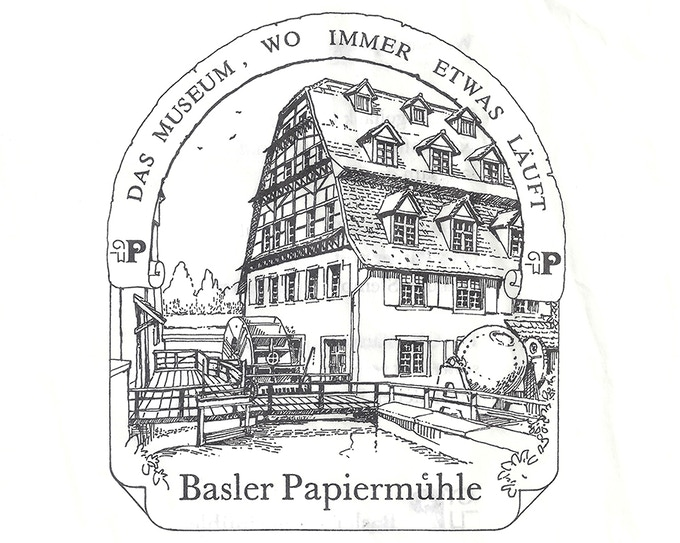 "Lets visit the ( Allons visiter le) ""Papiermuseum"" in Basel, Switzerland"