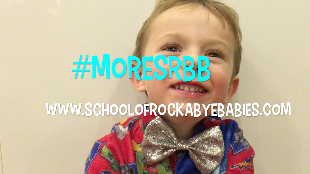 MORE School of Rock-a-bye Babies Music Education for Kids!!! project video thumbnail