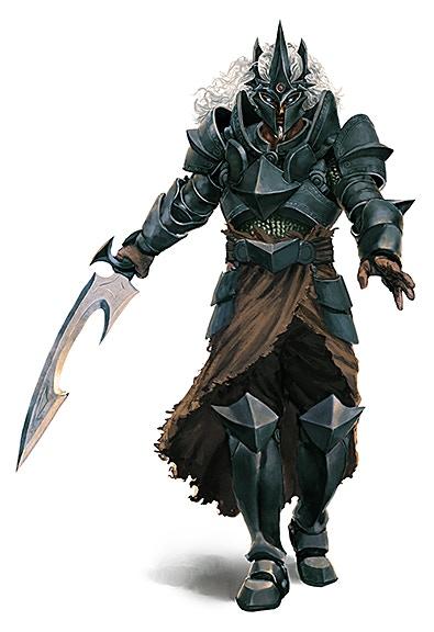 Doom Speaker in Full Armor