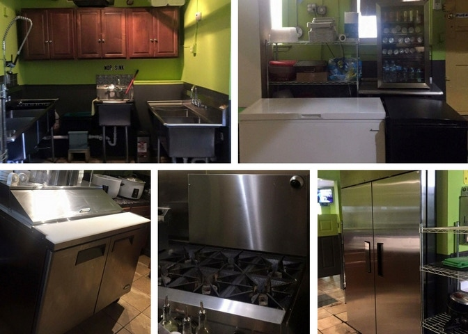 Sweet virginia 39 s kitchen help us grow a family restaurant for Traditional kitchen equipments