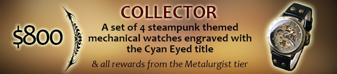 Be the envy of your friends with a selection of cool mechanical steampunk themed watches.