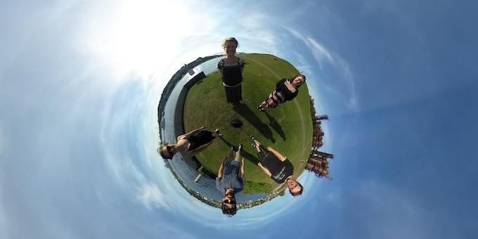 MDVR Team at Gasworks Park, Seattle