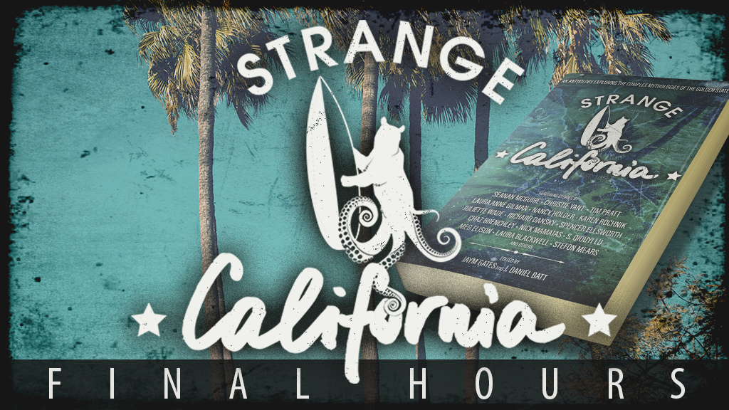 Strange California: A Speculative Fiction Anthology project video thumbnail