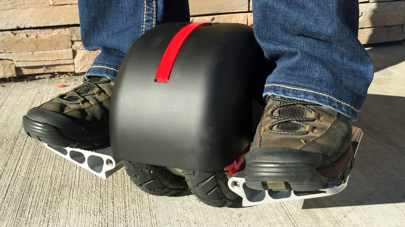 A very small self-balancing personal electric vehicle from the creators of the Solowheel and Hovertrax - the original hoverboard.