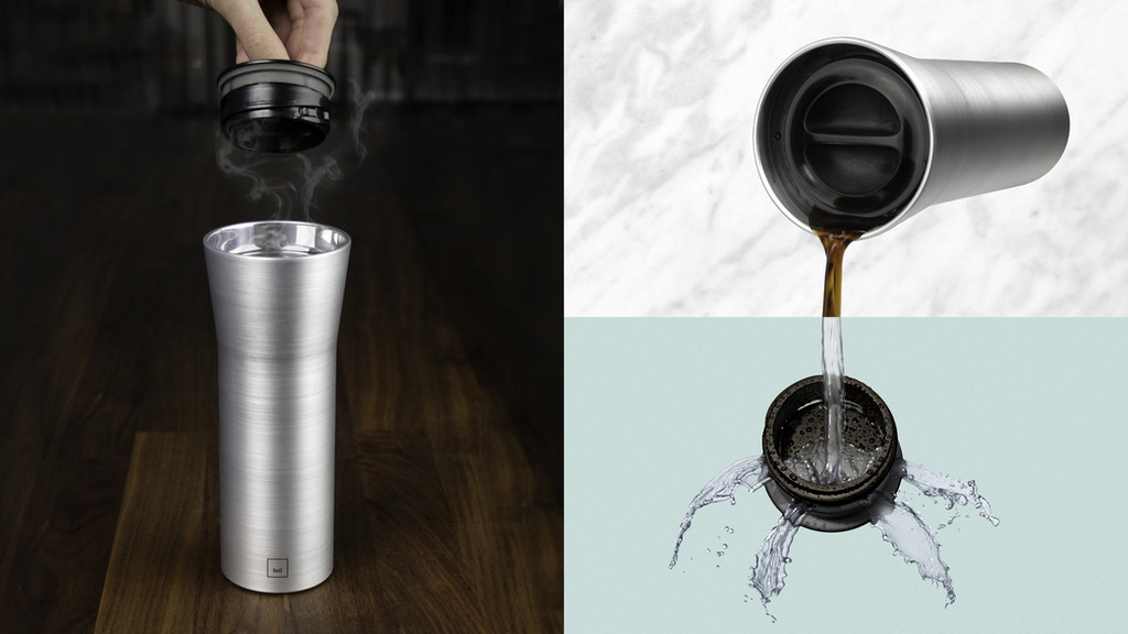 The lttl tumbler - the world's best insulated travel mug Project-Video-Thumbnail