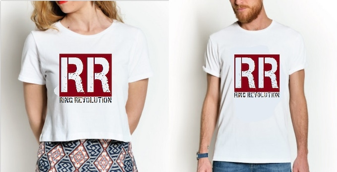 These are t-shirts RR arriving there at home and is available in both the male and female model.