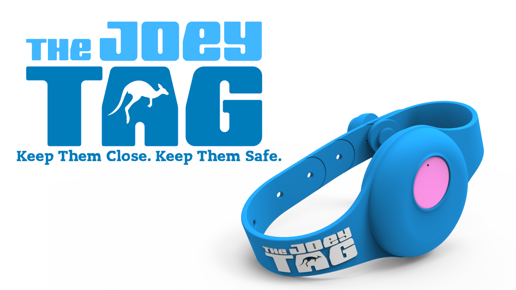 The Joey Tag: Child Safety Wearable with Short-Range GPS project video thumbnail
