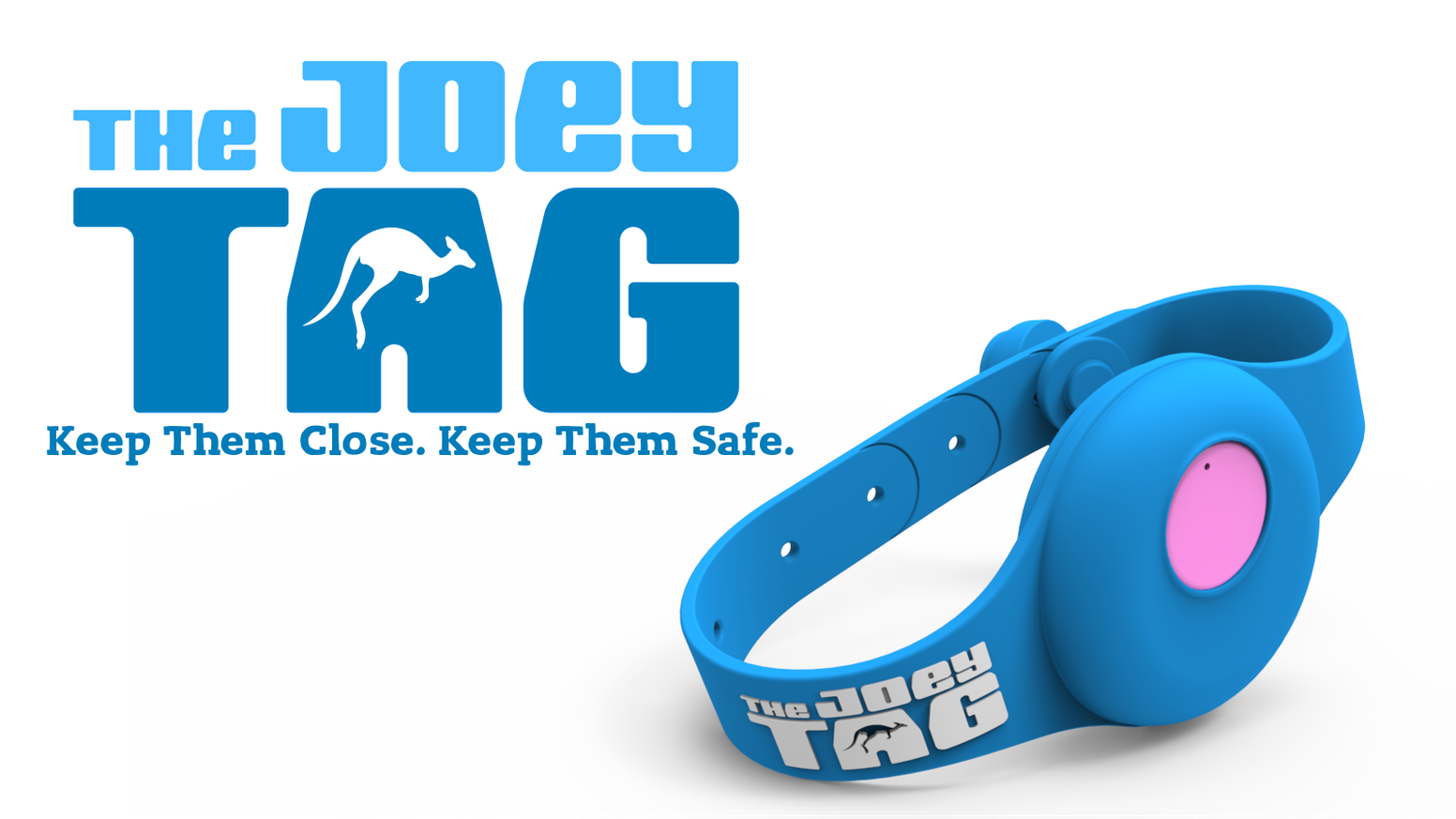 The Joey Tag is the new safety wearable for kids from the makers of My Buddy Tag designed to help keep your (and our) little ones safe.