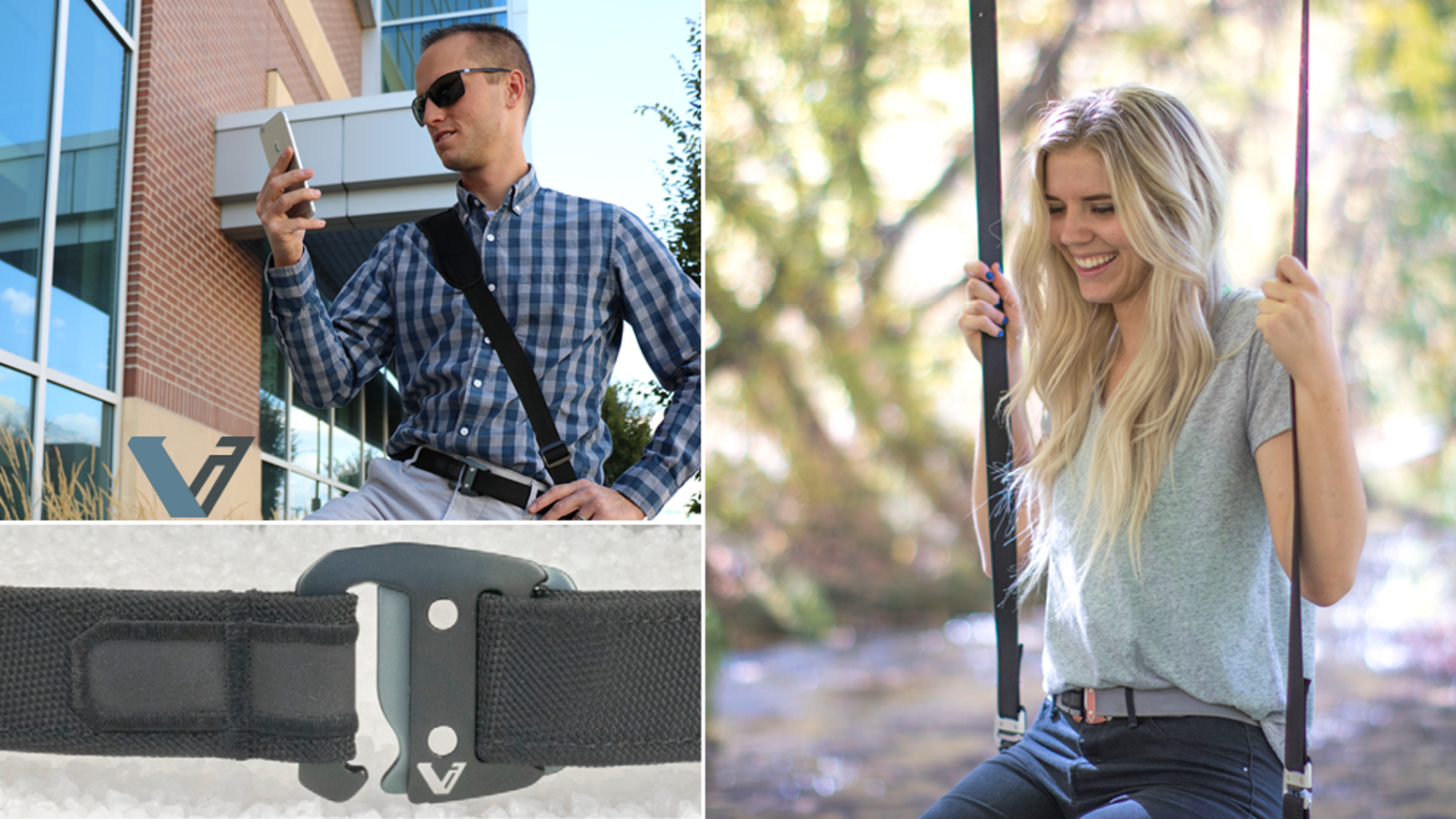 The Fastest on and off belt. Adjustable but Always adjusted. Casual but Classy. THE BELT ADJUSTED | Venturi Belt Co. #VenturiBeltCo