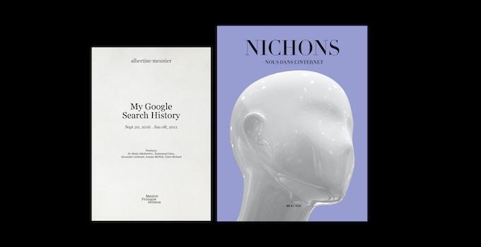 My Google Search History, tome 2 & Nichons-nous dans l'internet #4  - contribution de 35 € ou plus