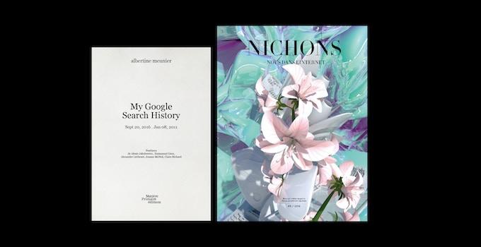 My Google Search History, tome 2 & Nichons-nous dans l'internet #5  - contribution de 35 € ou plus