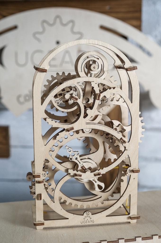 Ugears Timer Model