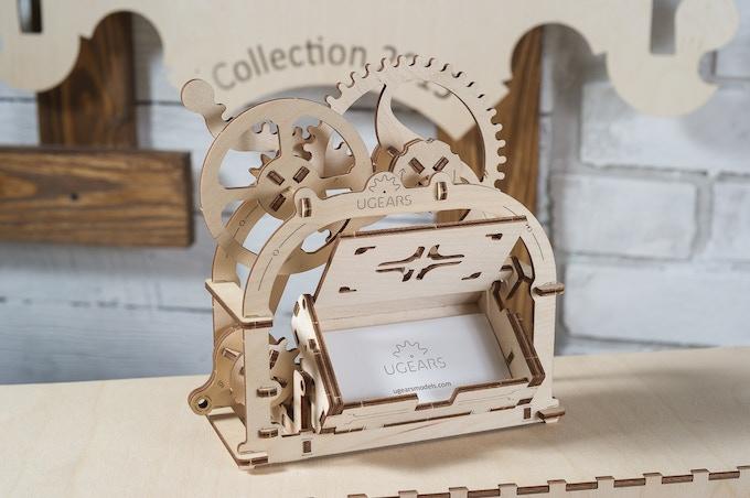 Mechanical Box Etui Model