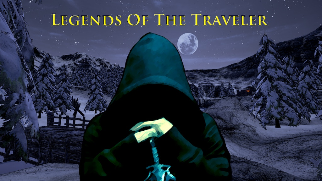 Project image for Legends Of The Traveler - The Journey Begins