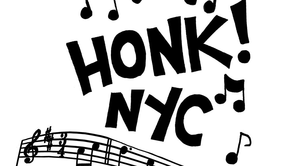 HONK NYC! 2016 project video thumbnail